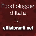 aderisco all'iniziativa di Food blogger d'Italia su eRistoranante.net