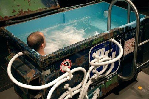 Ingenieria y curiosidades piscinas naturalizadas for Materiales para construir una piscina