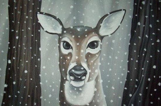 [busig+deer+illustration]