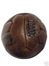 Balón de cuero