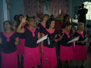"""Grupo """"Guerreiras de Cristo"""""""