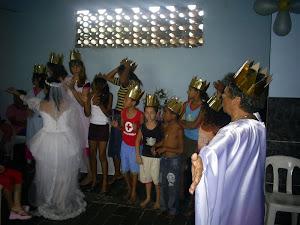"Peça Teatral ""Vem Minha Noiva..."""