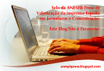 Este blog tem o selo ANESPB