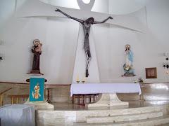 La Mesa Eucarística, el Altar.
