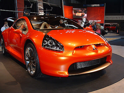 the power of the custom mitsubishi eclipse