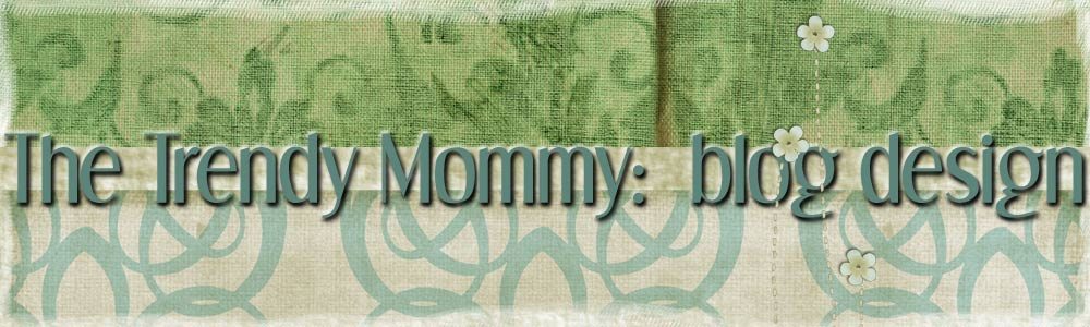 The Trendy Mommy Blog Designs