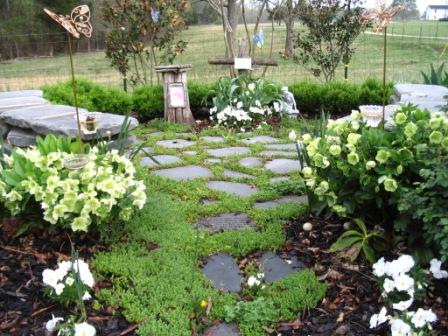 Patrick 39 S Garden A Memory Garden What A Beautiful Thought