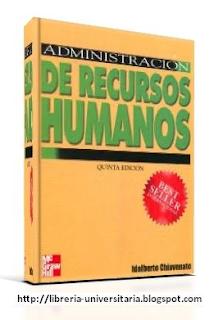 Administración de Recursos Humanos, 5ta Edición   Idalberto Chiavenato