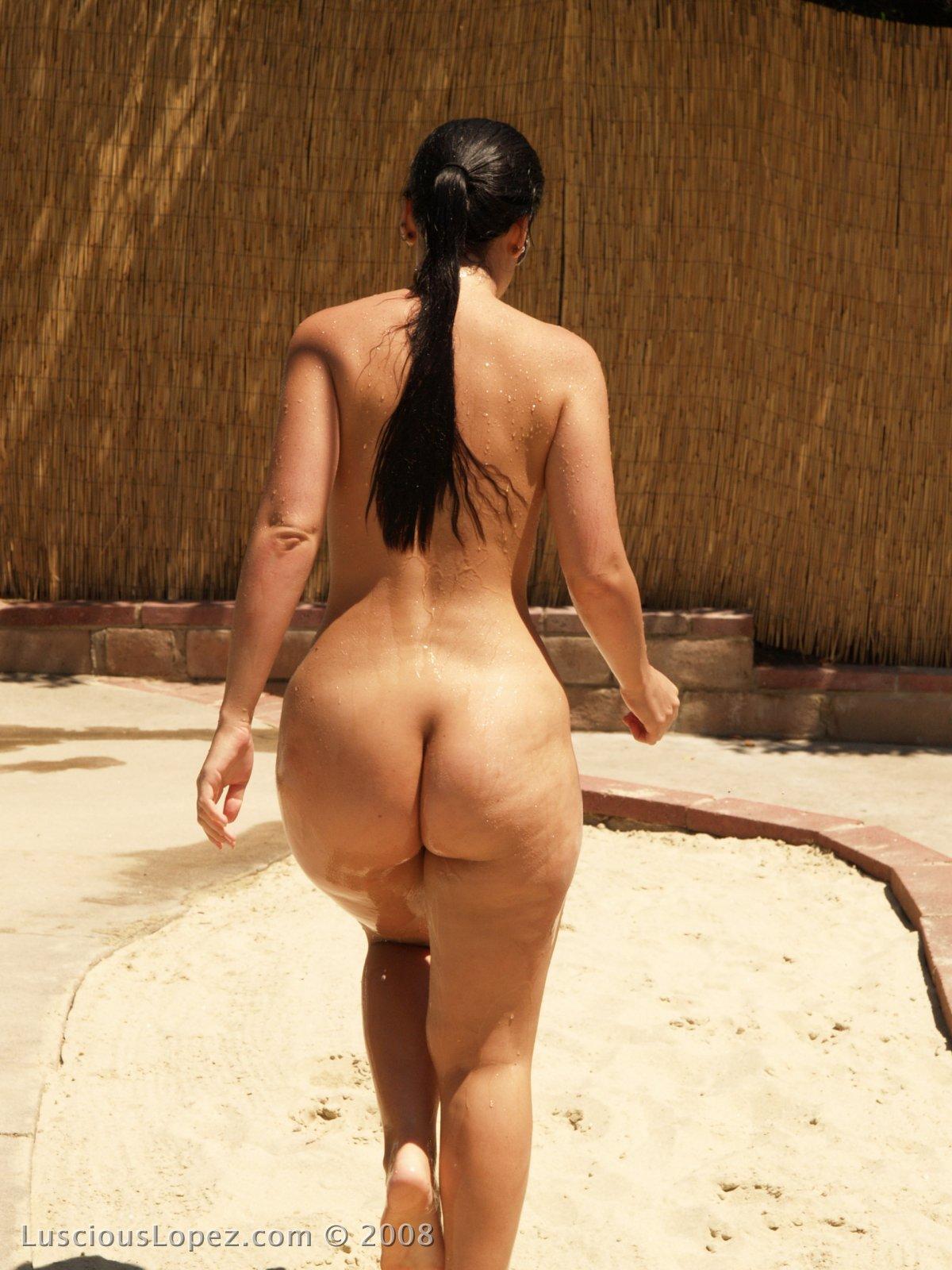 Luscious Lopez Booty - Hot Girls Wallpaper