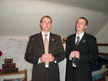Elder Shelton Bauer's good BUDDY