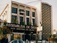 Igreja Evangélica Assembleia de Deus em São Paulo