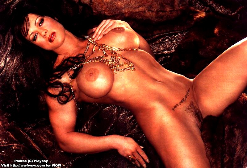 Wwe Diva Chyna Nude