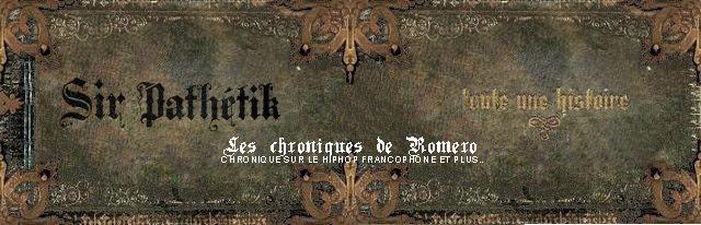 Les chroniques de Romero