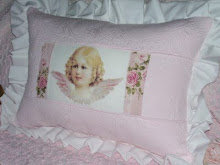 ~Sweet Cherub Pillow~
