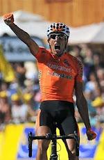 Mikel vainqueur de la 16ème étape du Tour de France