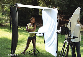 This Photo Booth Makes Outdoor Lighting Very Easy To Deal With. To Use It,  I Look For An Area That Has Strong Backlighting, Usually Provided By The  Sun.