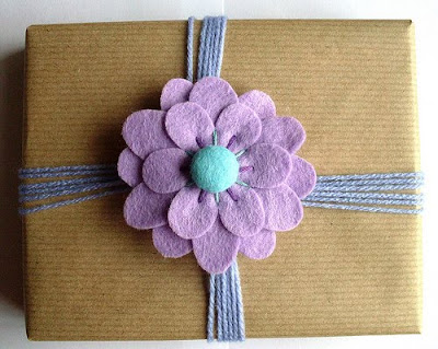 giftwrap2 Gift Wrap Idea   Brooches & Badges