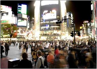 Shibuya, Tokyo, Jepang http://unik-qu.blogspot.com/