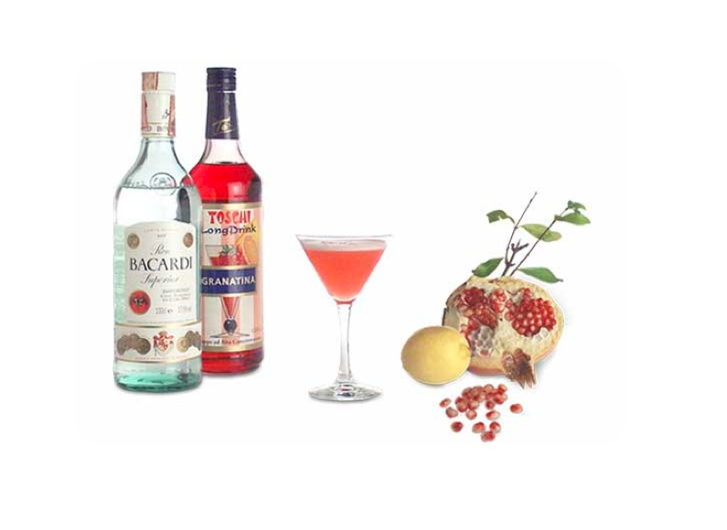 Everythinginthebar: Bacardi Cocktail