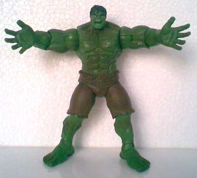 Jual Hulk and Abomination Action Figure