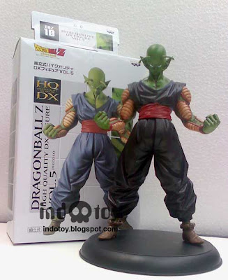 Jual Dragon Ball HQ DX volume 5 : Picolo Action Figure