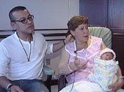 Rita and Rudy Garcia, birth at 52