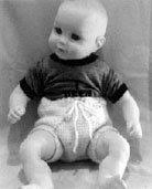 wool baby soaker