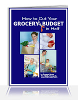 Image: Free Cut Your Grocery Budget In Half e-book