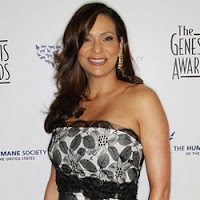 Constance Marie, mom at 43