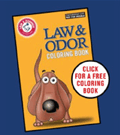 Free Law and Odor Colouring Book