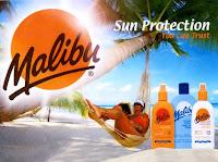 Free Malibu Sun Lotion