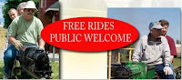 Free Train Ride & Museum Admission