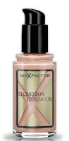 Free Max Factor Second Skin Foundation