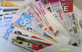 It's Raining Coupons! Giveaway