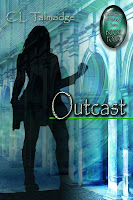 Green Stone of Healing: Book four, Outcast