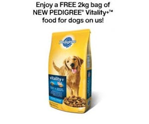 Vitality Dog Food Feeding Guide