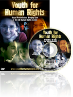 Image: Free Youth For Human Rights DVD and Booklet