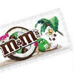 Free Coconut M&Ms
