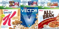 Kelloggs Freebies and Coupons