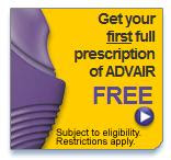 can you take advair only once a day