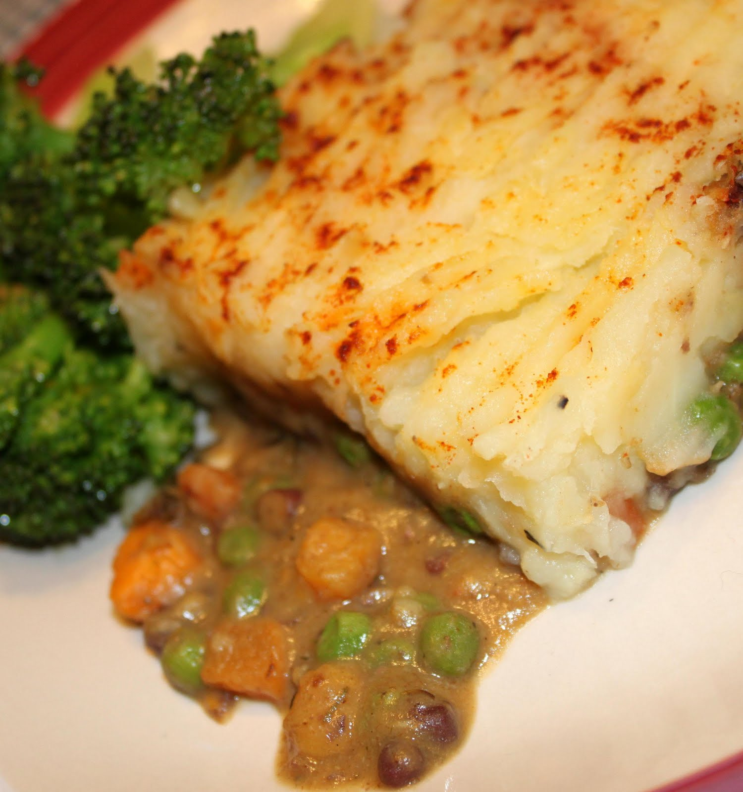Wednesday Dinner - Root Vegetable Shepherd's Pie with Whipped Parsnip ...