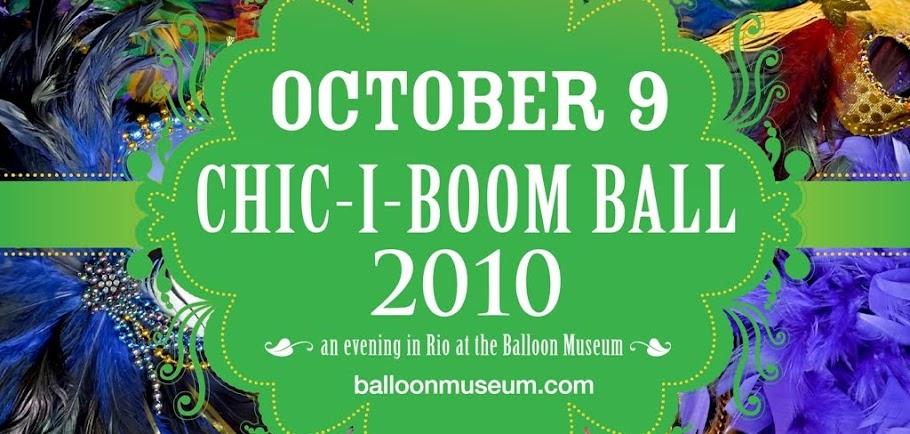 Chic-I-Boom Ball