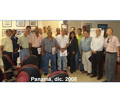 Panamá, dic, 2008