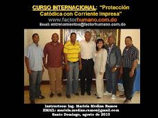 Santo Domingo, República Dominicana, (Ago, de 2010)