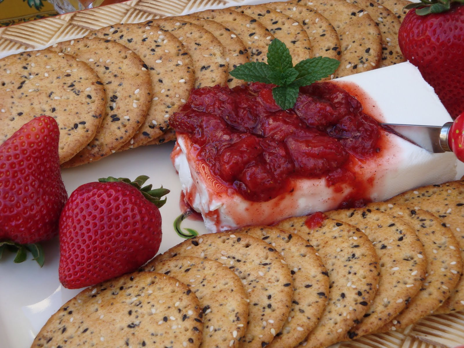 Spiced Strawberry Chutney Recipes — Dishmaps