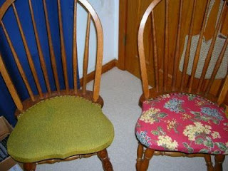 new chair cushions