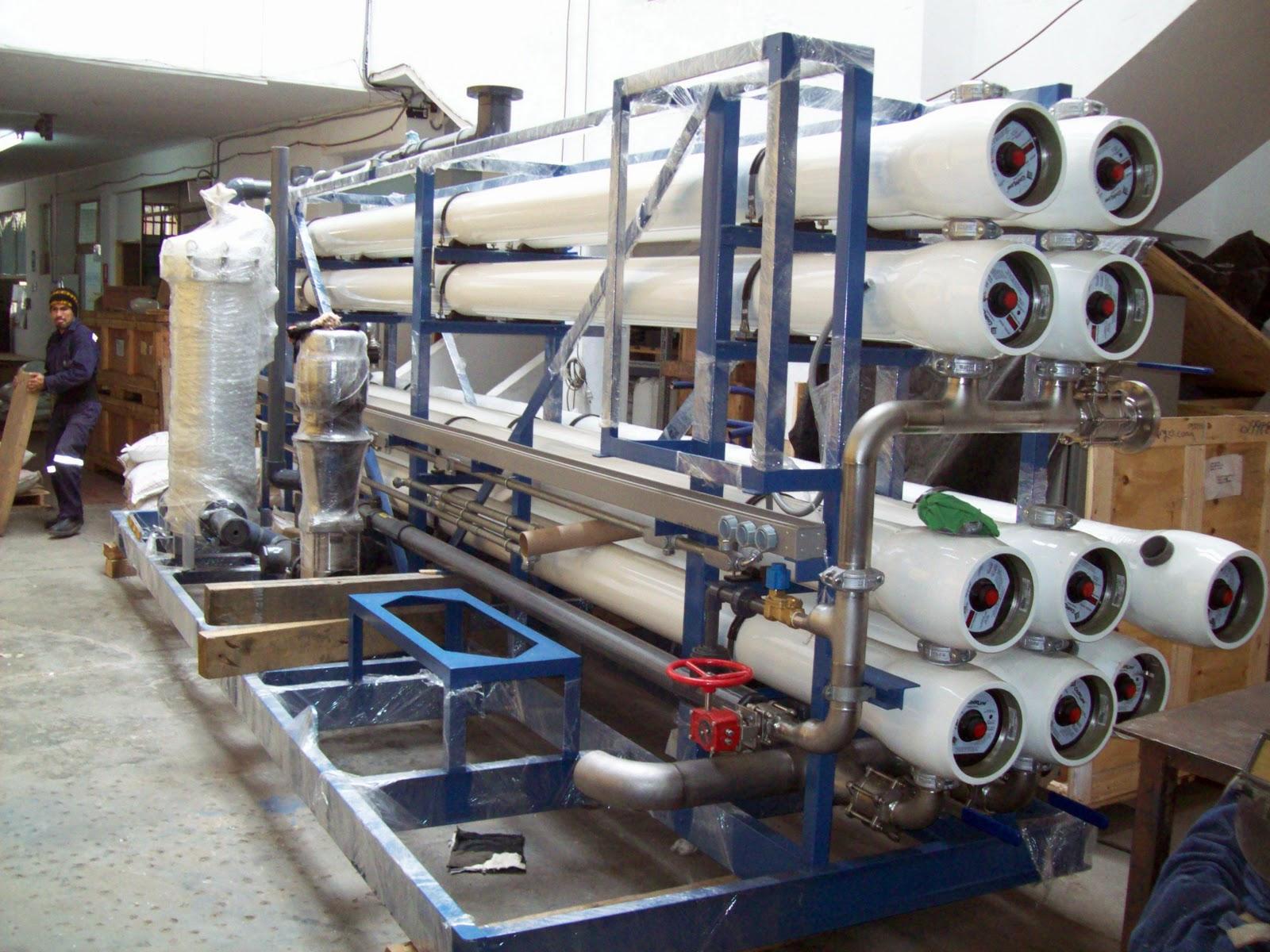 Equipos fabricados accuaproduct s a c for Equipo de osmosis