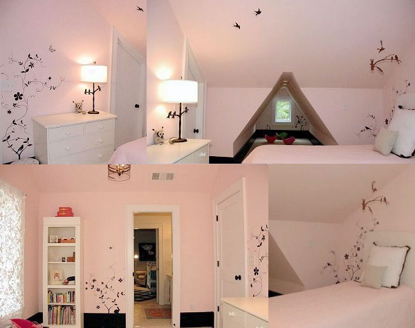 Girl Kids Room Design