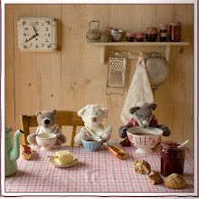 voglio fare colazione con voi! mi invitate?
