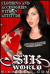 <strong>The Art of Metal</strong> <br>brought to you by Sik World